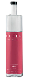 Effen Vodka Raspberry 750ml